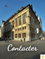 contact office de tourisme rouen normandie