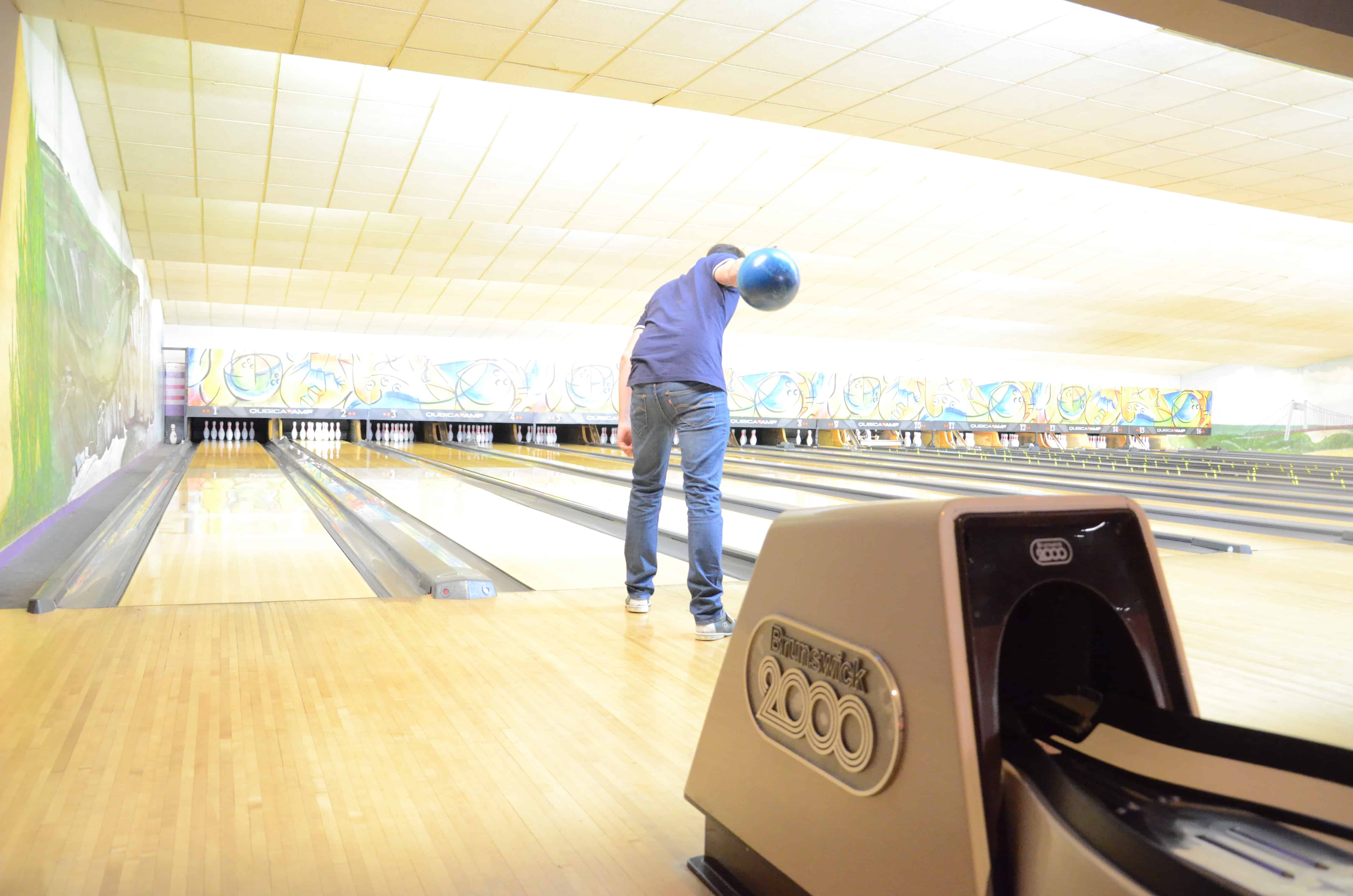 bowling rouen normandie loisirs