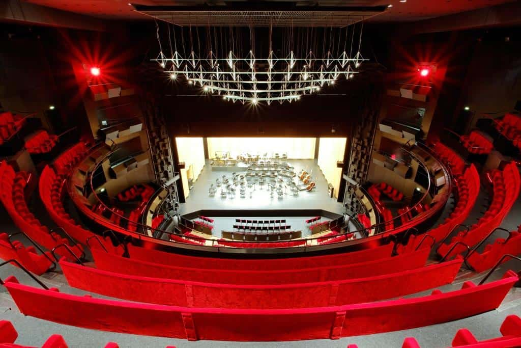 Rouen opera thé tre des arts opening times and prices
