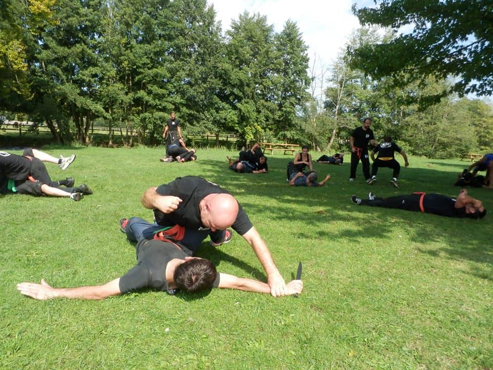 KRAV MAGA SELF DEFENSE NORMANDIE