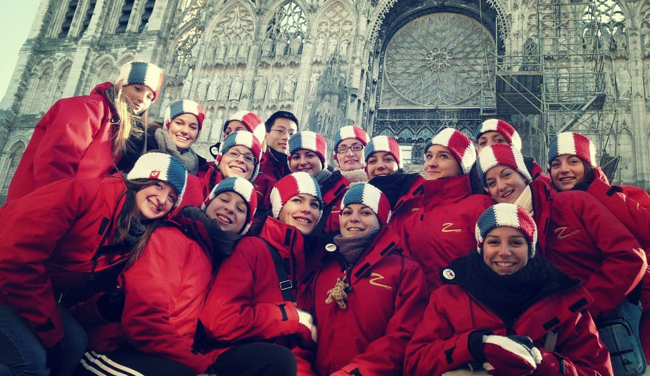 French Cup 2016 Rouen Normandie cathédrale france