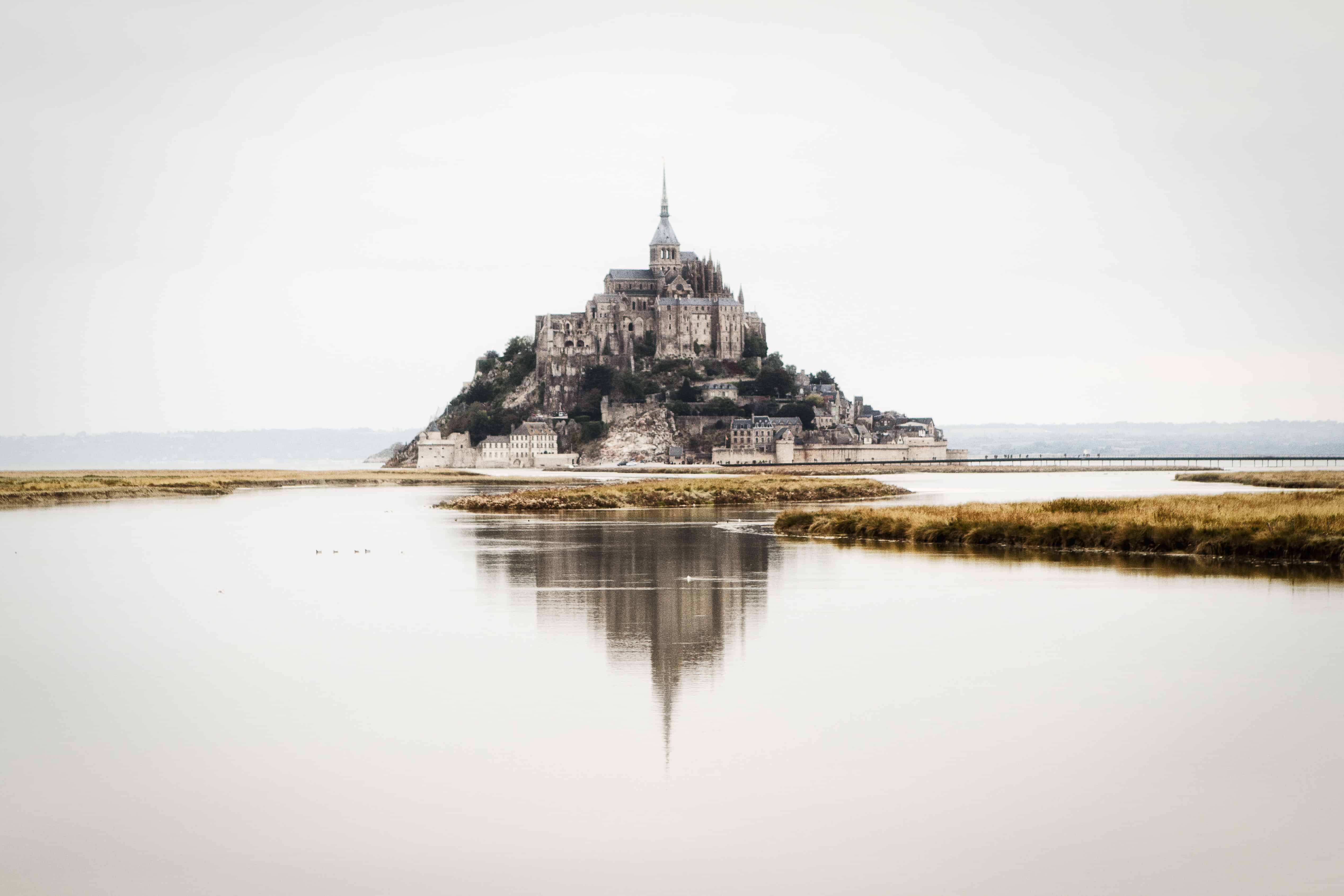 Photo Mont Saint Michel rouen exposition