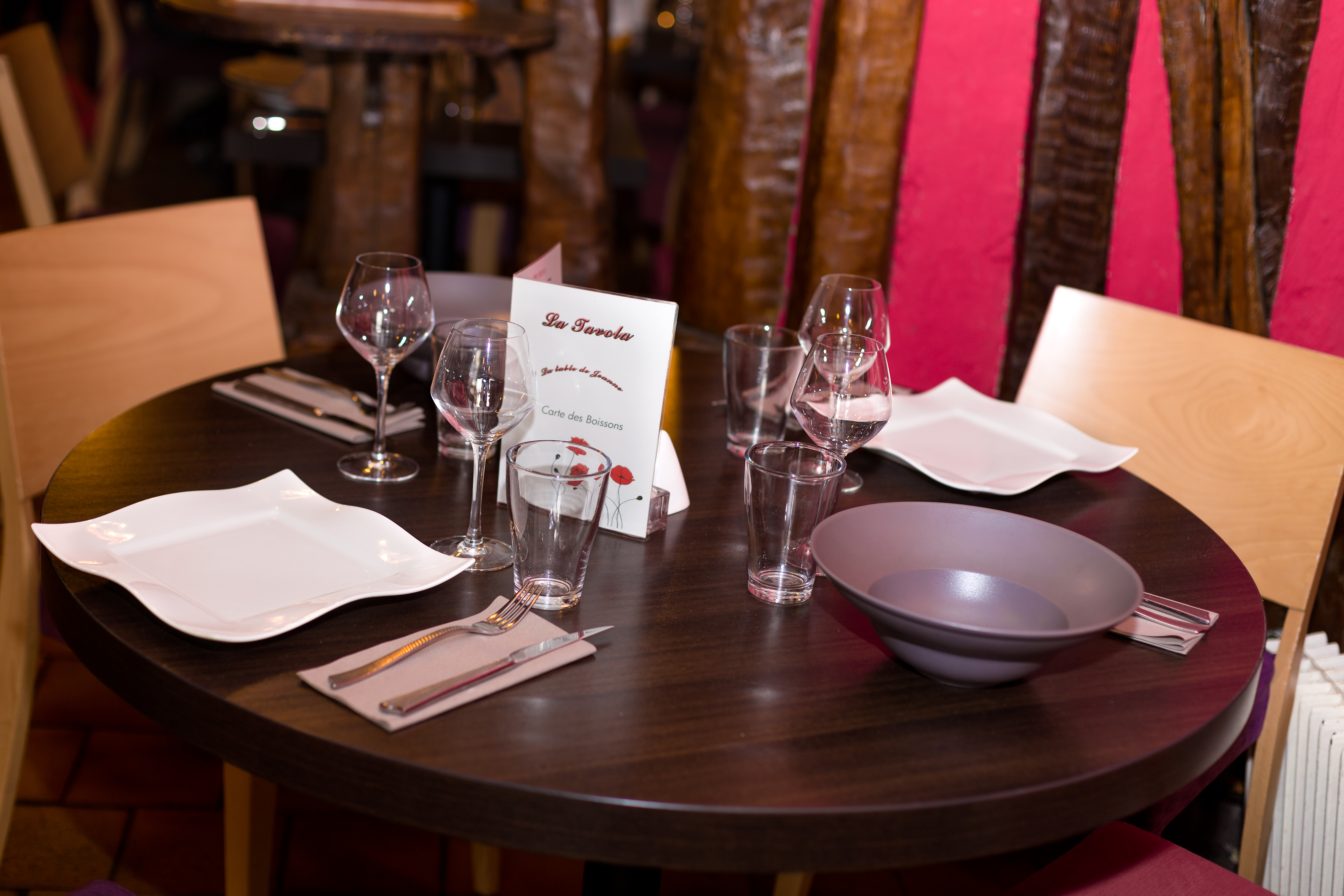 La Table De Jeanne Rouen Restaurants Traditionnels Normandie