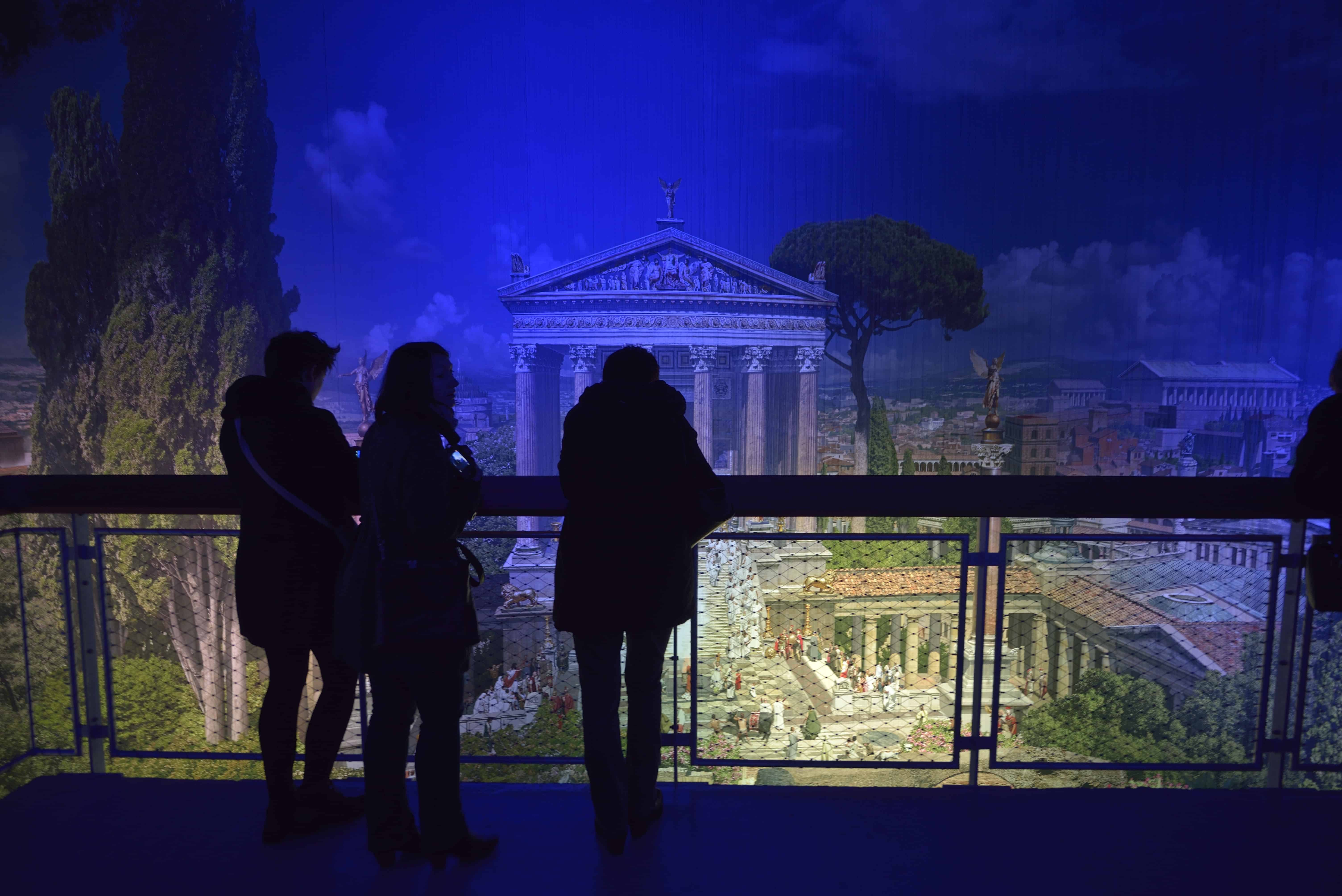 Exposition - ROME 312