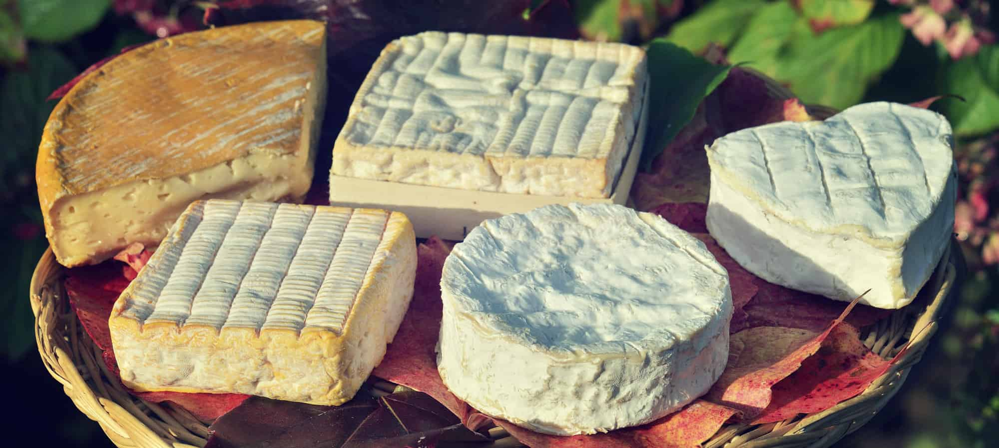 Fromages Normandie
