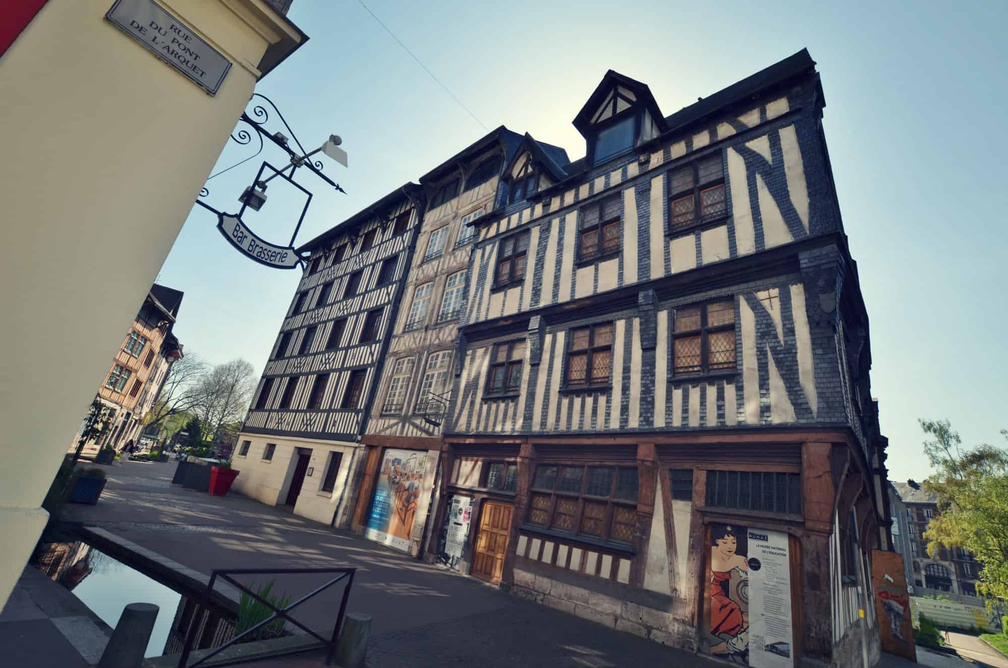 Musee Education Rouen
