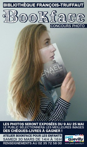 CONCOURS - Bookface