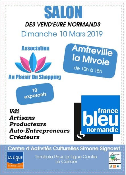 SALON DES VEND'EURE NORMANDS