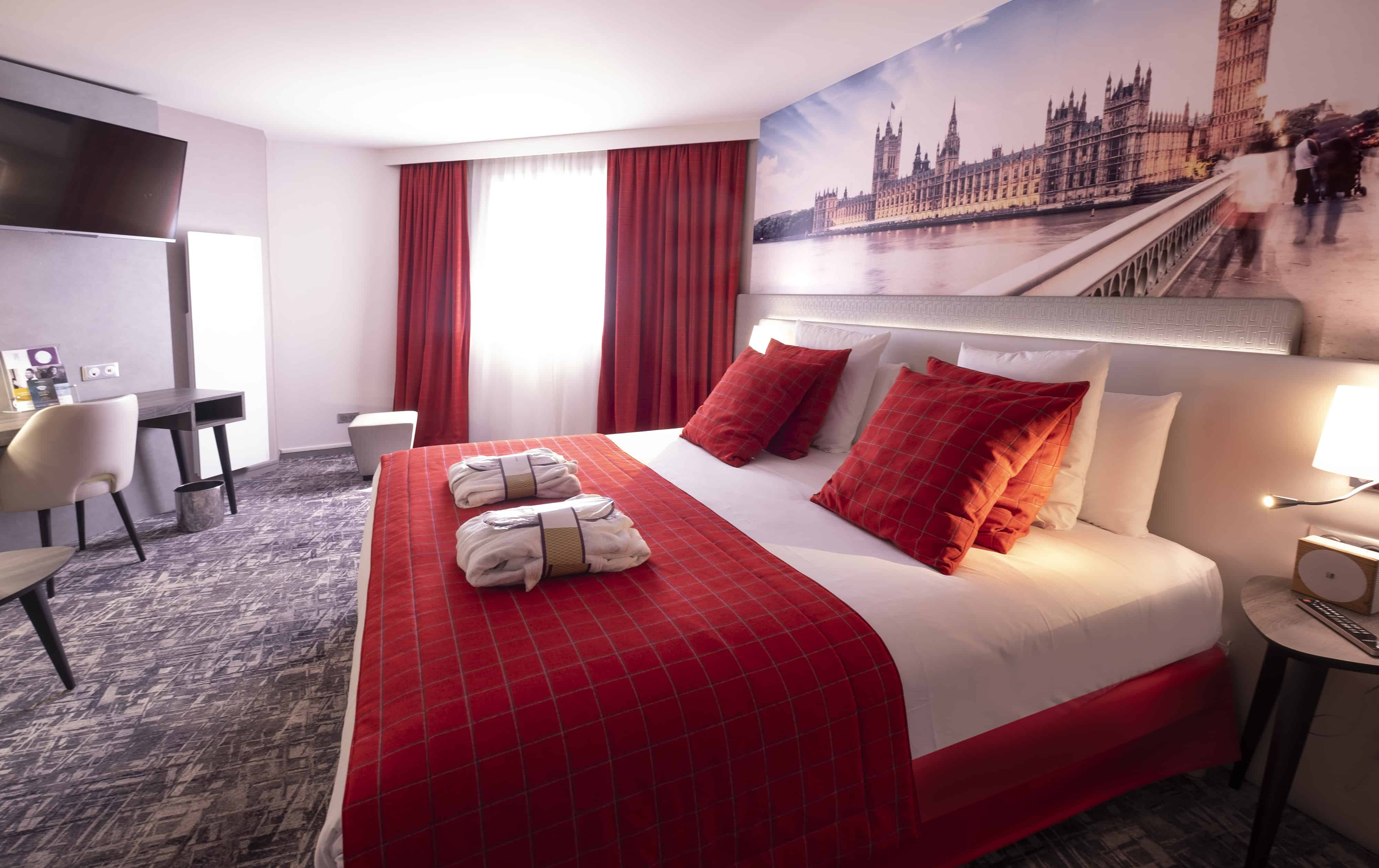 MERCURE ROUEN CENTRE CHAMP DE MARS**** - ACCOR