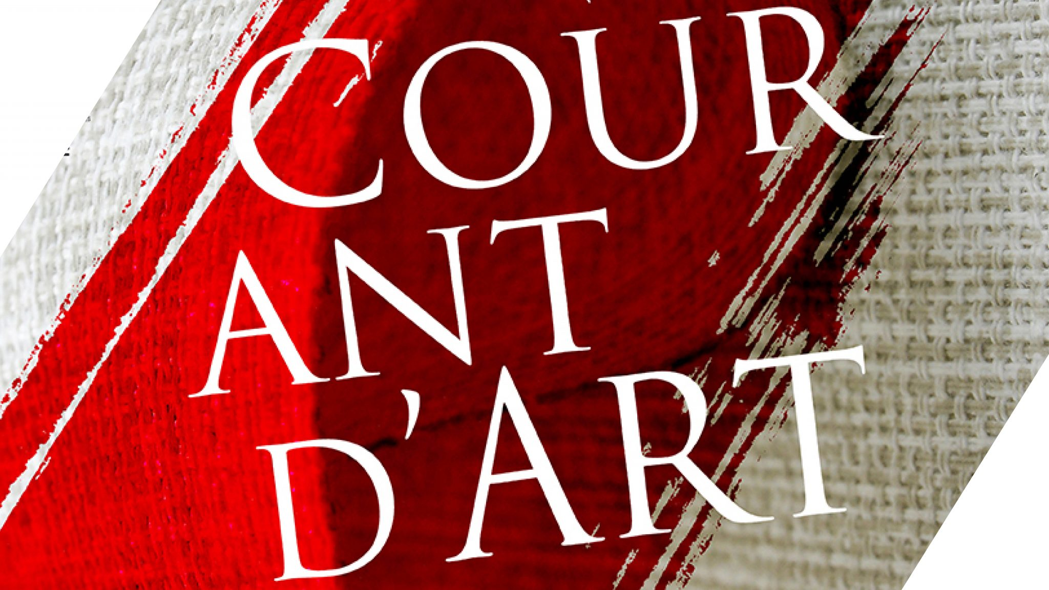 Courant d'art - Anne Pourny