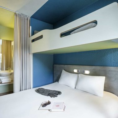 IBIS BUDGET PETIT-QUEVILLY** - ACCOR