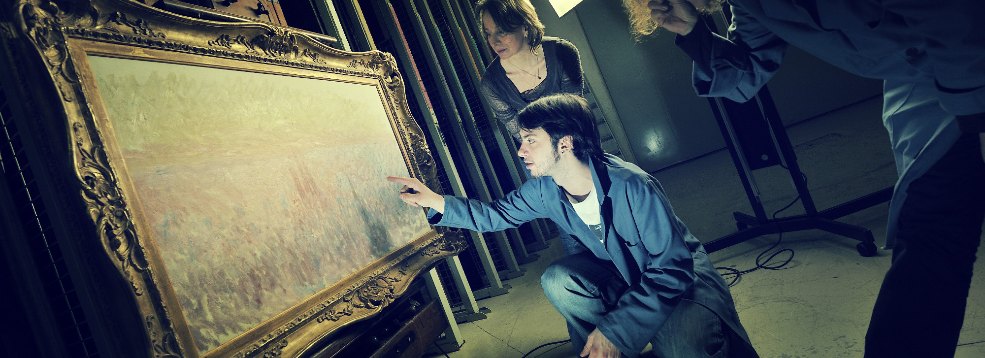 Rouen Impressionist museum and art collections