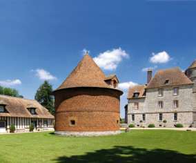 CHATEAU DE VASCOEUIL - MUSEE JULES MICHELET