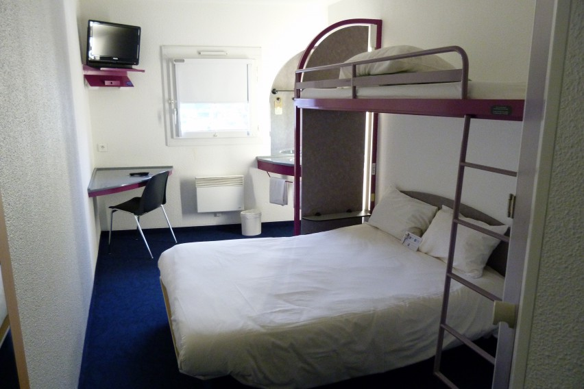 Ibis budget petit quevilly accor le petit quevilly for Hotel petit budget