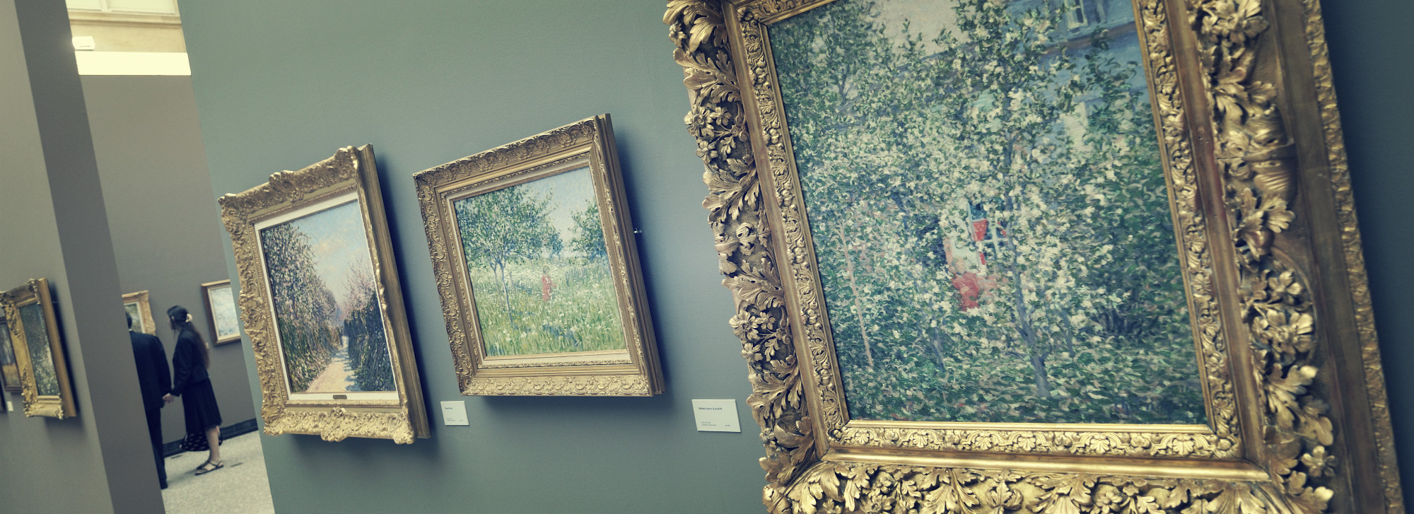 Second largest Impressionist paintings collection in France