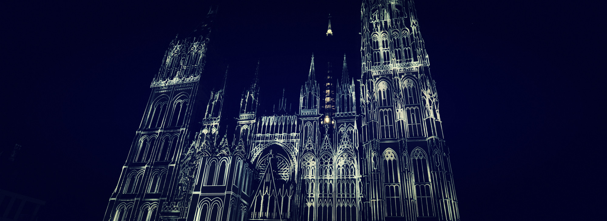 Cathedral Light Show