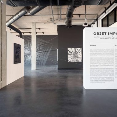 EXPOSITION - OBJET IMPOSSIBLE