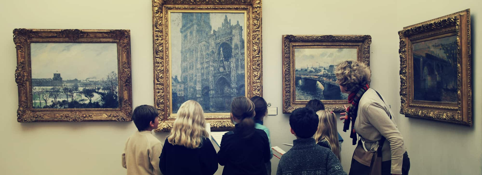 Monet and his cathedrals
