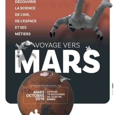 Exposition - Voyage vers Mars